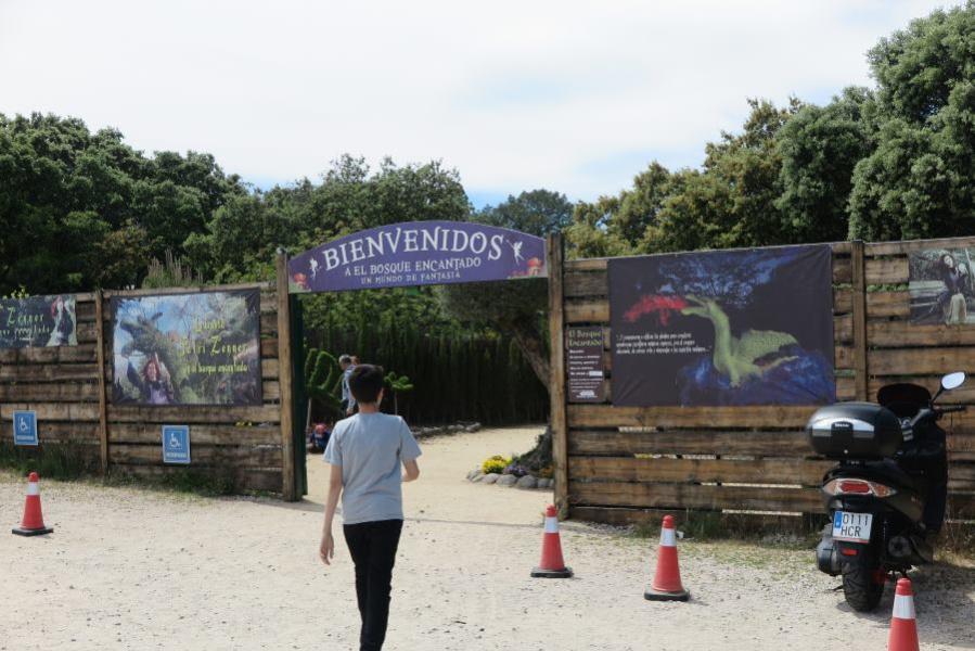 Bosque Encantado de San Martín de Valdeiglesias