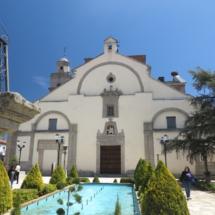 Iglesia de San Martín Obispo, en San Martín de Valdeiglesias