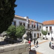 Plaza Mayor de San Martín de Valdeiglesias