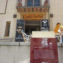 Café Teatro, en San Martín de Valdeiglesias