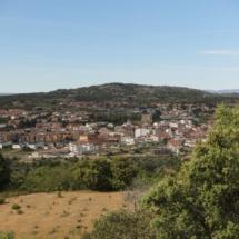 Vista general de San Martín de Valdeiglesias