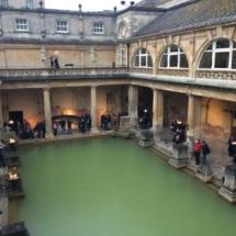 Termas de Bath