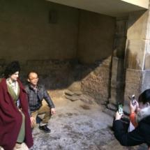Termas de Bath: visita teatralizada