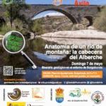 Geolodía 2017, ruta geológica desde Burgohondo