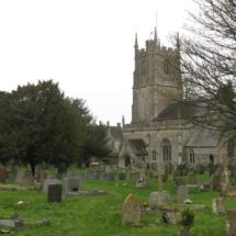 Iglesia de Avebury