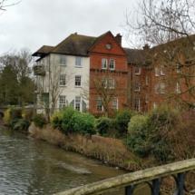 los cinco ríos Salisbury