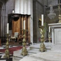 Altar de Saint Trophime de Arles