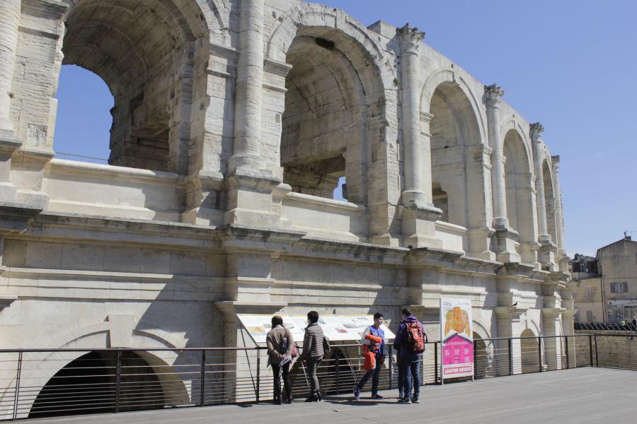Arènes de Arles