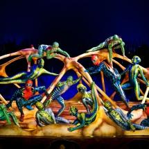 Imagen de Totem, el nuevo espectáculo del Circo del Sol