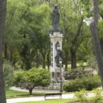 10 sitios muy curiosos del Parque del Oeste de Madrid