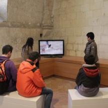 Presentación en Saint Trophime de Arles