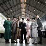 Aventura y misterio en el Museo del Ferrocarril