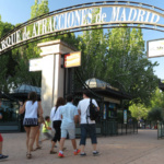 Parque de atracciones de Madrid: asequible y familiar