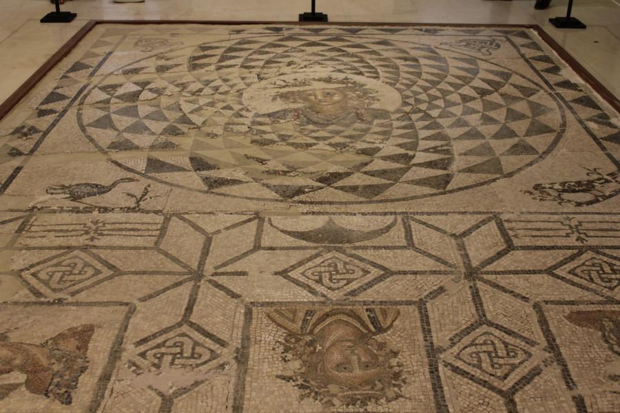 Museo de Cádiz: mosaicos
