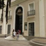 Fachada principal del Museo de Cádiz