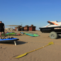 Camping El Delfín Verde, en las Islas Medas