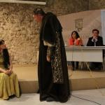 Espronceda escribió en Cuéllar su novela 'Sancho Saldaña'
