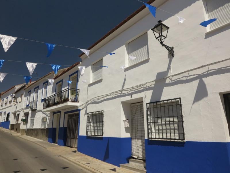 Barrio del Albaicín de Campo de Criptana