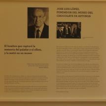 Creador del Museo del Chocolate de Astorga
