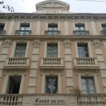 Edificio de Narbona