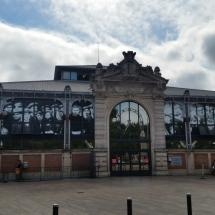 Mercado de Les Halles de Narbona