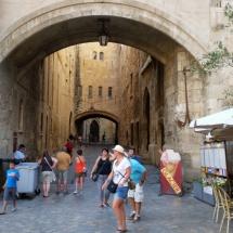 Narbona y sus calles