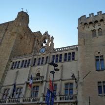 Palacio de los arzobispos de Narbona