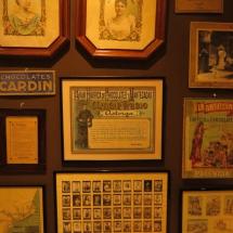 Sala de las Maravillas del Museo del Chocolate de Astorga