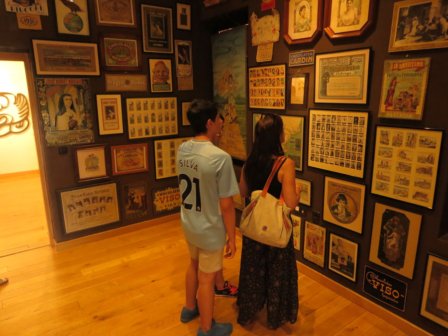 Sala de las Maravillas del Museo del Chocolate