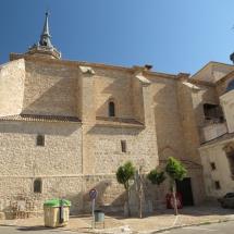 Iglesia de Tembleque