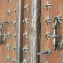 Puerta de la Casa de las Torres de Tembleque
