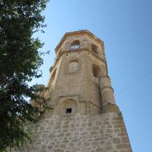 Torre de la iglesia de Tembleque