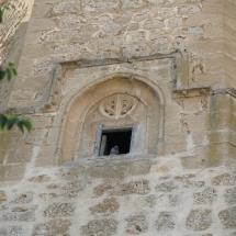 Ventana de la iglesia de Tembleque