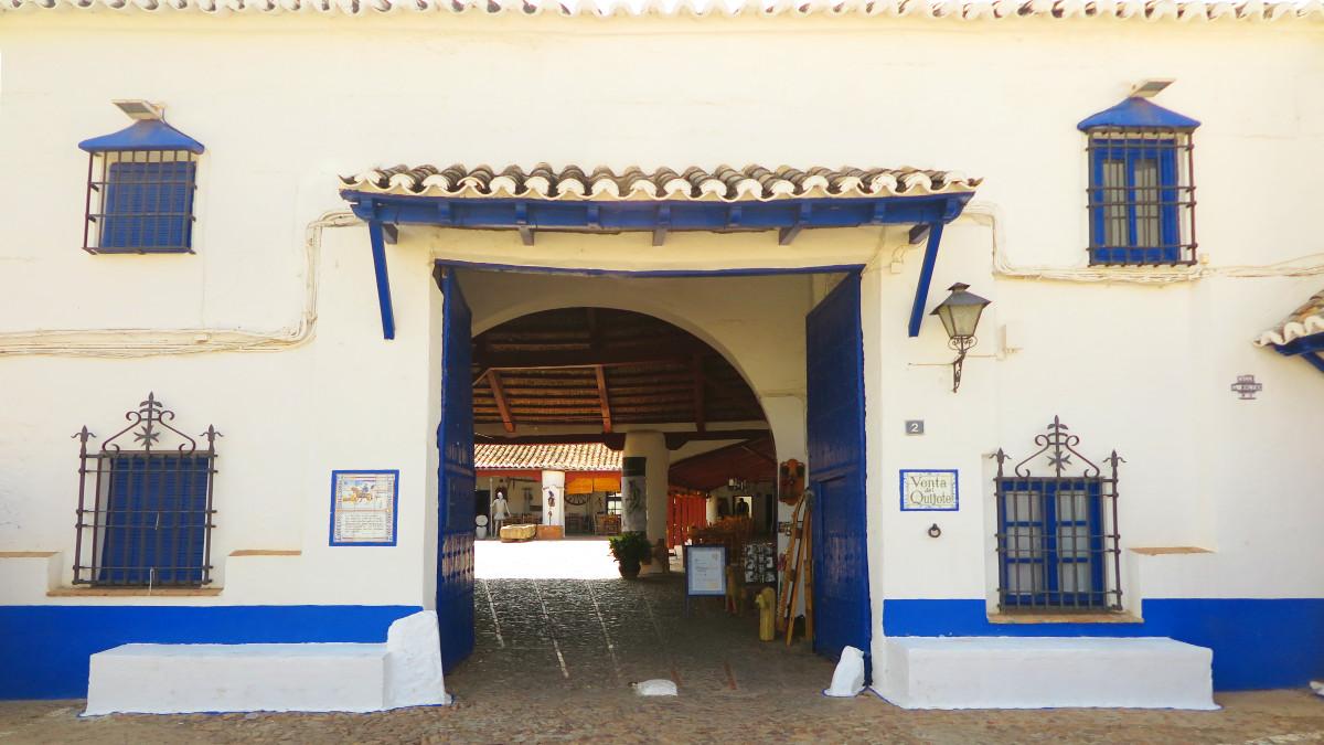 Venta de don Quijote, en Puerto Lápice