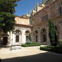Claustro de la Catedral de Astorga
