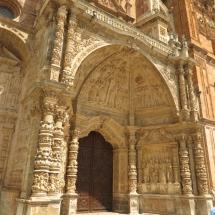Puerta de la Catedral de Astorga