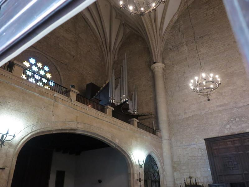 Órgano de la Catedral de Ciudad Real