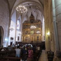 Interior de la Catedral de Ciudad Real