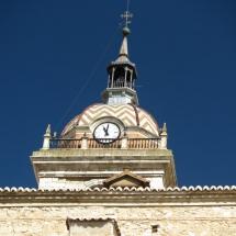 Torre del Reloj de la Catedral de Ciudad Real