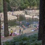 Un día de picnic en el Chorro de Navafría