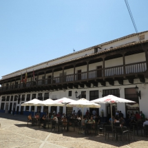 Consuegra, en Toledo, pueblo de la Ruta del Quijote