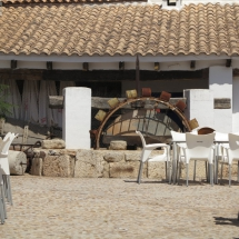 Casa típica de El Toboso, en la provincia de Toledo