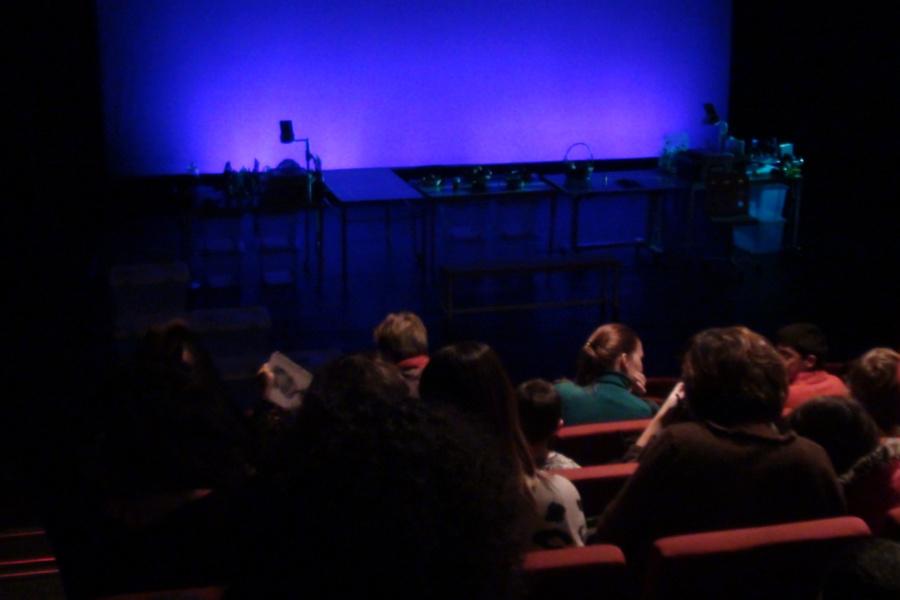 Sala de teatro infantil Cuarta Pared, en Madrid