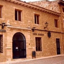 Fachada del Museo Cervantino de El Toboso