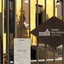 Horarios del Museo del Chocolate de Astorga