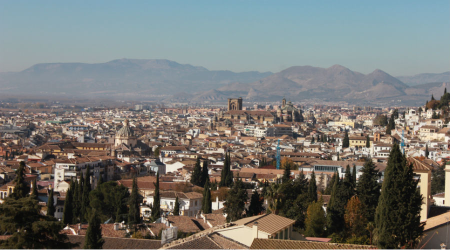 Visitar granada y la alhambra con ni os for Que ver en sol madrid
