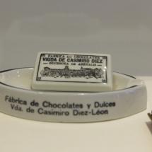 Merchandising del Museo del Chocolate de Astorga