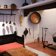Cocina de la casa de Dulcinea del Toboso