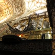 Órgano de la Catedral de Astorga