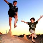 15 planes con niños para el mes de agosto